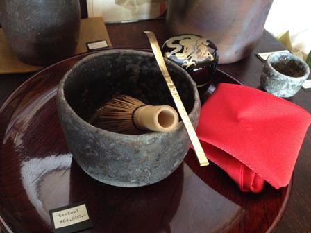 りゅう_茶道具