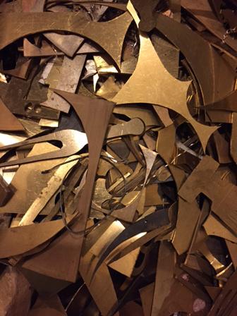 2015真鍮のカケラ